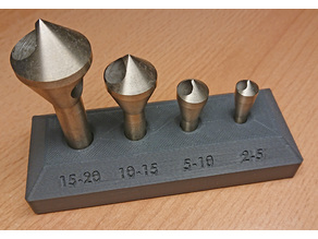 Countersink Bits Holder