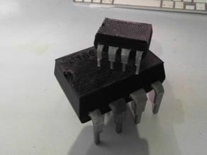 8-Pin IC/Microcontroller - REMIX - REMIX