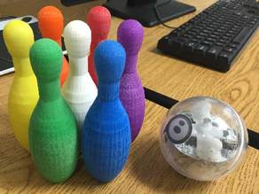 Bowling Pin (Sphero scale)