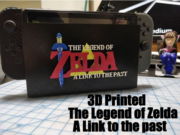 The Legend of Zelda A Link To The Past Nintendo switch dock