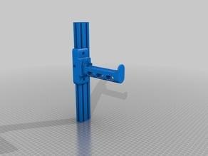 BLV-mgn-Cube: Filament Holder 2040 Mount (Remix)