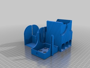Kodeck - modular CCG deck box
