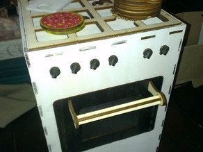 Miniature oven