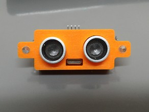 HC-SR04 Ultrasonic Sensor Case