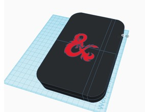 Magnetic D&D Dice Tray/Holder