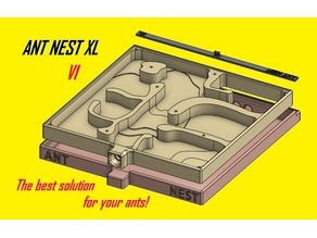 Ant Nest / Formicarium XL V1