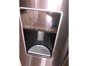 Whirlpool Refrigerator Ice/Water Dispenser Tray