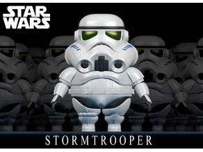 Chubby Stormtrooper