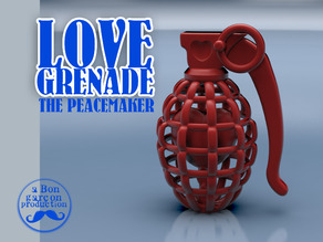 LOVE GRENADE -the peacemaker-