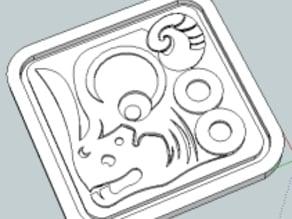 Mayan Glyph #1