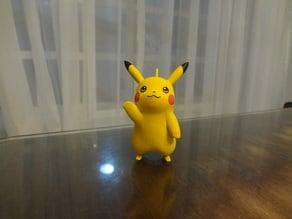 Pikachu Pokemon EDLI3D