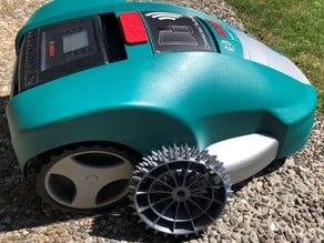 Bosch Indego 1200 wheel 45 mm wide