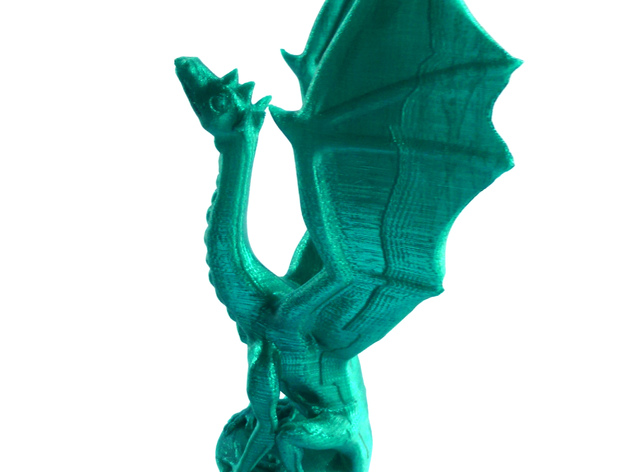 aria the dragon by loubie thingiverse