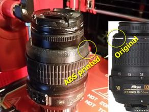 Nikon DX 18-55mm