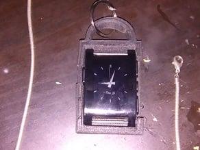 Pebble Pocket Watch