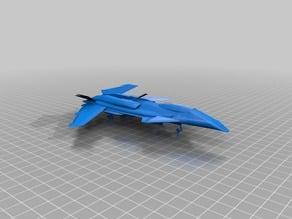 FA-37 Talon Stealth Fighter Jet