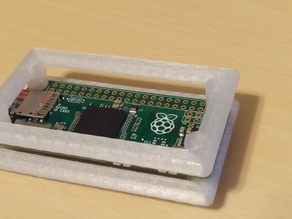 Raspberry Pi Zero Bumper