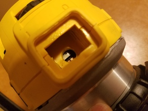 Dewalt DW611 Super-PID Tachometer Holder