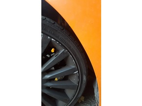Punto Tyre Valve Cap