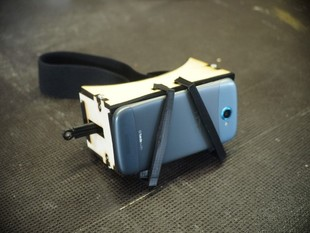 OpenDive Lasercut - VR Goggles for Android