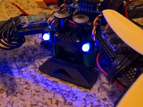 RMRC Goby 210 5mm LED mounts