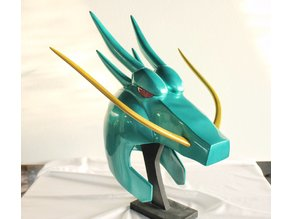 Helmet Dragon Shiryu V1 Saint Seiya