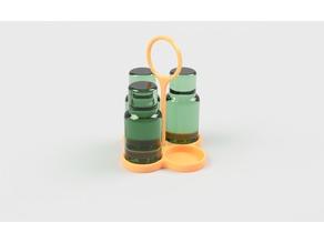MUJI - Aroma Oil Organizer (10ml)