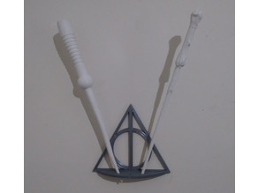 Harry Potter Wall-Mounted 5-Wand Holder