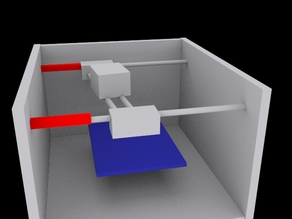 REPLICATOR CTC DUAL SQUARE UP your X-axis after Y axis upgrade