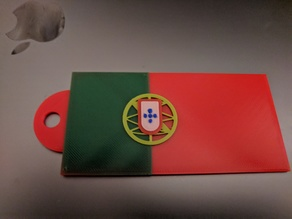 Baggage Tag - Portugal