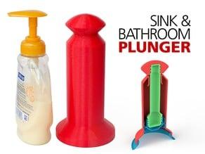 Sink & Bathroom Plunger