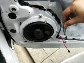JBL GTO638 speaker adapter for Nissan NV200