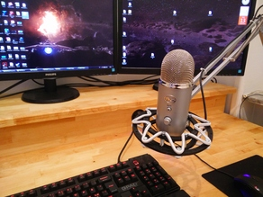 Blue Yeti 3D Shockmount