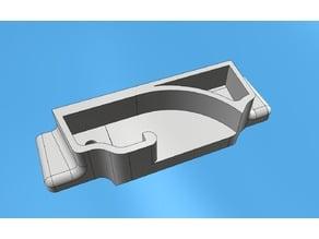 Refrigerator - French Door Flipper Pivot Block