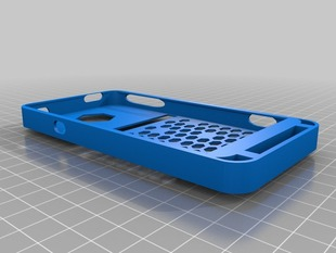 HTC EVO 4G LTE Hex Case