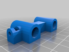 Rod Coupler for Open-source Optics