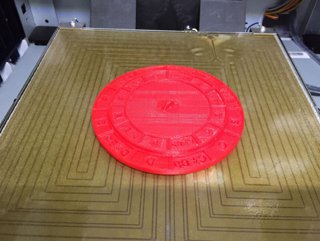 Guitar Chord Transposer Wheel by Hogsqueal - Thingiverse