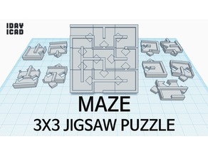 Cool Things Tagged With Maze Thingiverse Wiring Digital Resources Sapebecompassionincorg