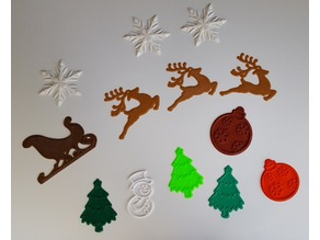 Decorate with Decals for the Holidaze