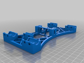 Prusa I3/Wilson Y-Carriage for use with MRice's single piece Y-ends (with solidworks source)