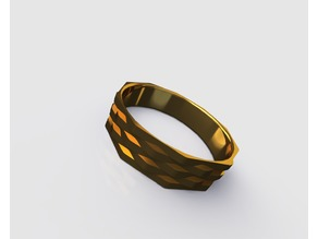 decagonal ring