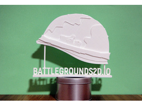 BATTLEGROUNDS2D.IO Logo