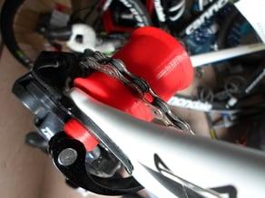 Fahrrad Transportsicherung kurze Version / Rear Wheel Hub Dummy for Transportation
