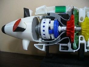 Turboprop Propeller