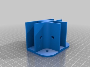 My Customized SHELFIE | 19mm x 19mm T Foot Wall mount
