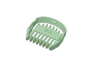 hair trimmer guard comb / Sabot tondeuse