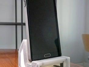 MarkForged Dan Topjian's Samsung Note 4 Phone Holder