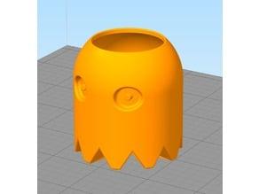 Pacman Ghost planter