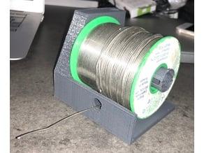 500g solder spool holder