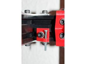 vertical Z endstop screw holder for D-BOT